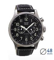 c047f7b88af Pánské hodinky s velkým ciferníkem